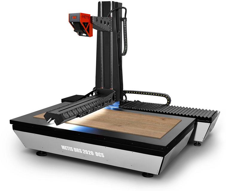 METIS 3D Tarayıcı